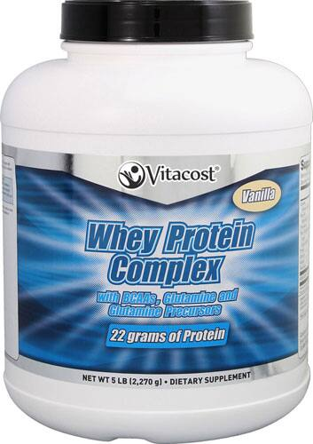 Vitacost brand 5 lbs Whey protein cyber Monday deal 40% off free shipping, must buy 2 bottles or add filler to go over $50 $30.71