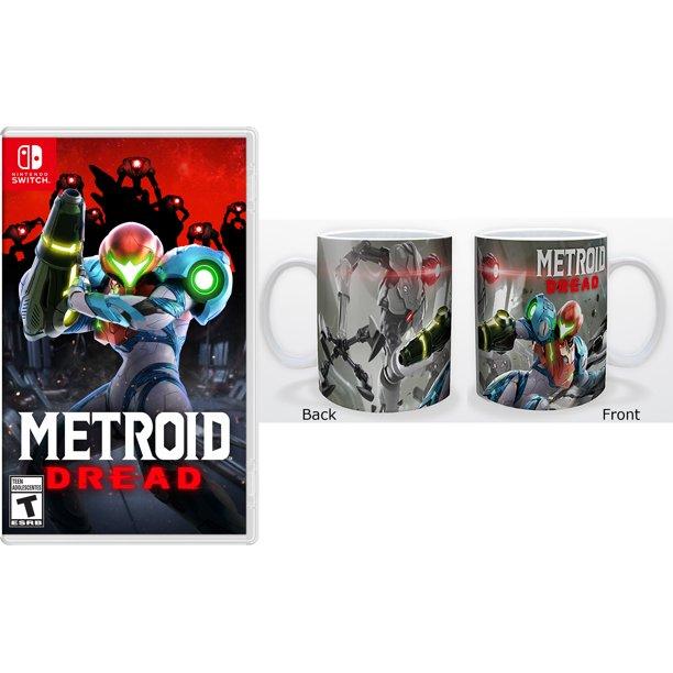 Metroid Dread Pre-order at Walmart - Free Coffee Cup $59.99