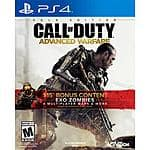 COD Advanced Warfare Gold Edition (PS4) $29 @ Walmart