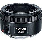 Canon 50mm f1.8 STM lens pre-order $125