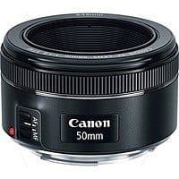 Adorama Deal: Canon 50mm f1.8 STM lens pre-order $125
