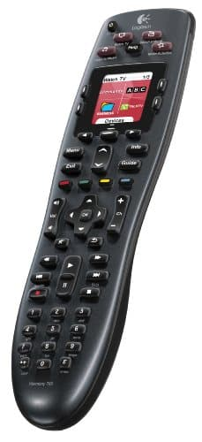Logitech Harmony 700 Universal Remote $49.99 at Best Buy
