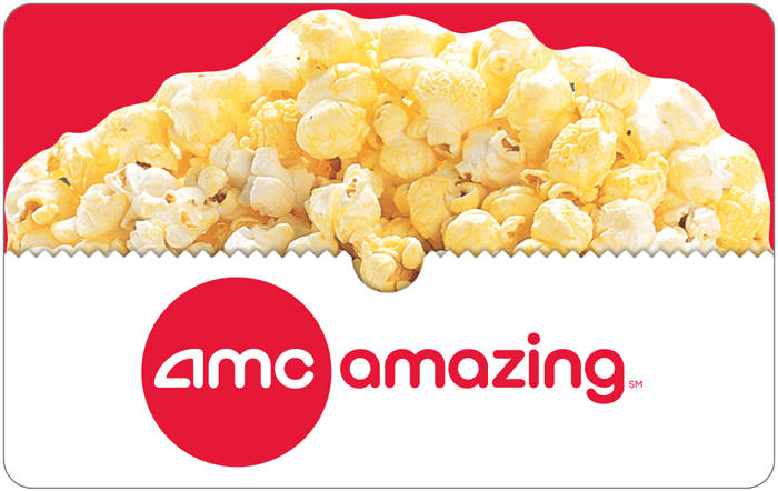 $50 AMC Gift Card for $40 at Paypal Digital Gifts [E-Mail Delivery]