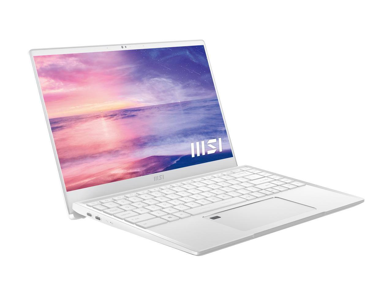 MSI Laptop Prestige 14 EVO Intel Core i5 11th Gen 1135G7 (2.40 GHz) 16 GB  512 GB $630 shipped A/C