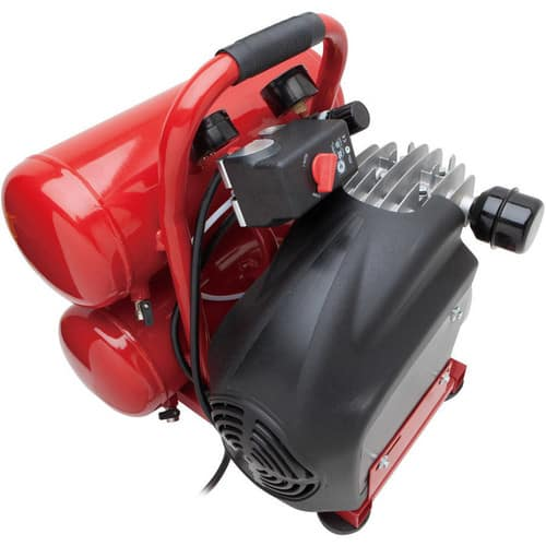 Porter-Cable 4 Gal. Stack Tank Electric Air Compressor $85