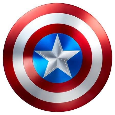 Avengers Legends Captain America Shield - 75th Anniversary - $240