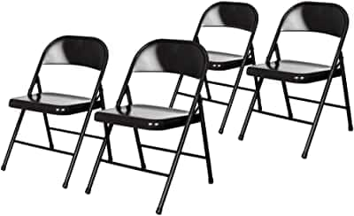 folding chairs. $49.89 for 4. Lowest price ever for this item!!