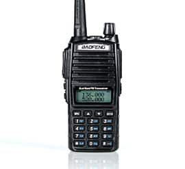 BaoFeng UV-82HP Dual Band Ham Radio for $45 + tax on Amazon