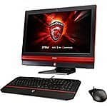 MSI Gaming All In One w/ Touchscreen $899 After Rebate!!! Model 24GE 2QE-015US