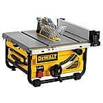 Dewalt Table Saw DWE7480 $299.00 +tax after price match orig $379