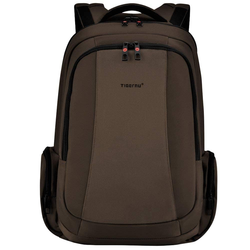 6feec4784c Business Laptop Backpack Slim Anti-Theft Travel Waterproof Bag for Men    Women 15.6