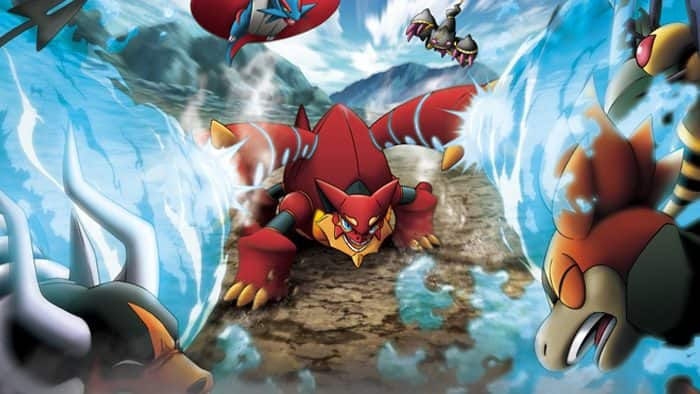Pokemon: Free Volcanion October 10 to October 31