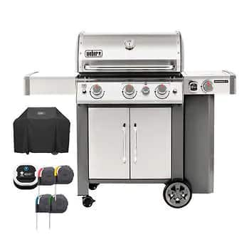 Costco members: Weber Genesis II S-345 $1129 delivered with $250 Costco Card Online Only