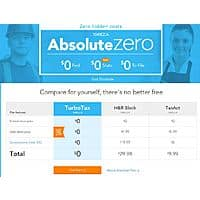 TurboTax Deal: Turbo Tax - Free Fed, Free State and Free Filing. No Hidden Prices!! Basic Tax Returns Free. YMMV.