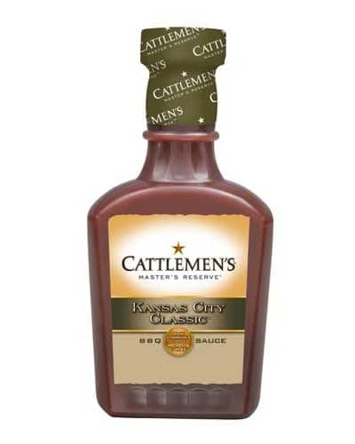 Cattlemen's Kansas City Classic BBQ Sauce, 18 oz For $2.20 (Add-On Item)