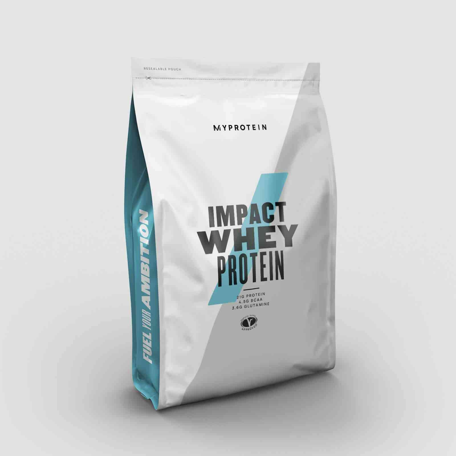 11 lb. Impact Whey Concentrate $60