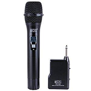 TONOR Handheld Wireless Microphone. $20.99 AC