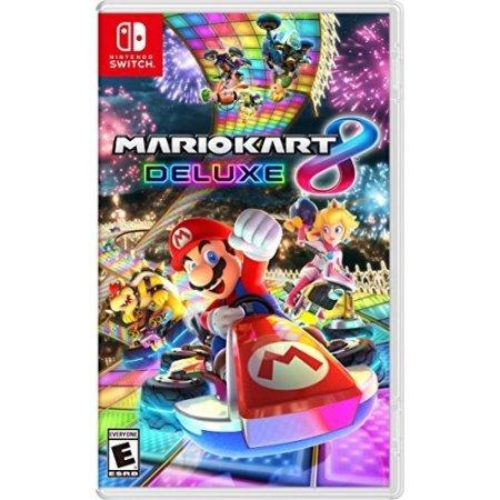 Mario Kart 8 Deluxe $43.99