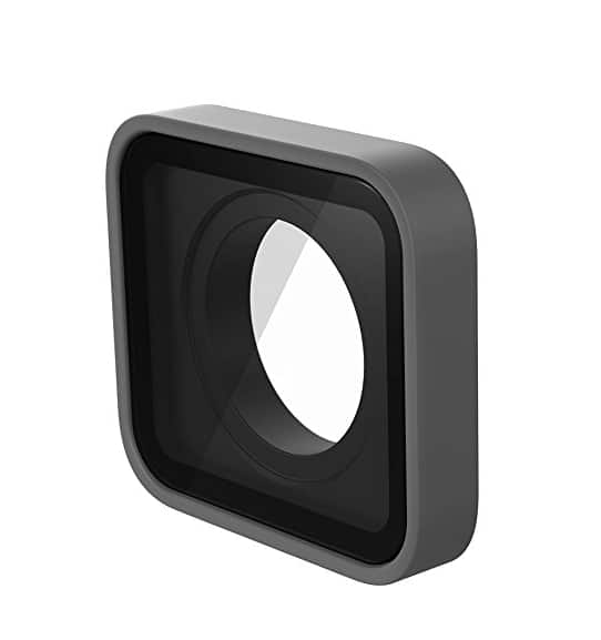 GoPro Protective Lens Replacement for HERO6 Black/HERO5 Black (GoPro Official Accessory) Amazon $8.99