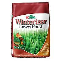 Kmart Deal: KGro Winterizer Lawn Food - $5.00 or less for 13lbs bags at Kmart - YMMV In-Store Pickup Only