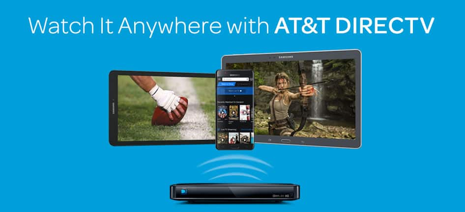 AT&T Wireless Customers with DIRECTV or U-Verse can stream Data-Free