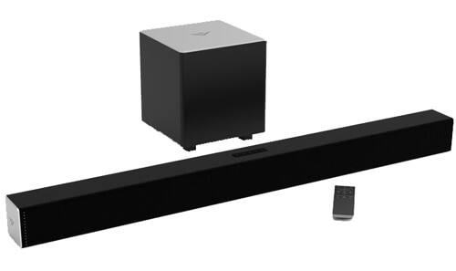"""VIZIO 38"""" 2.1 Sound Bar System - SB3821-C6 - $179.98 with $100 Dell Giftcard"""