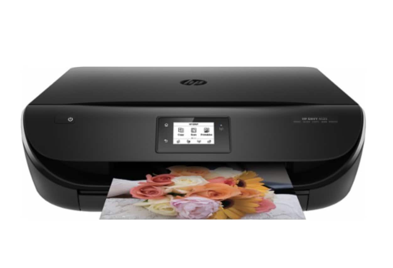 HP Envy 4520 Wireless All in One Printer $49.99 + free shipping