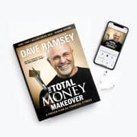 Dave Ramsey Audiobook sale (1.99 for The Total Money Makeover by Dave Ramsey + 1.99 The Proximity Principle) $1.99