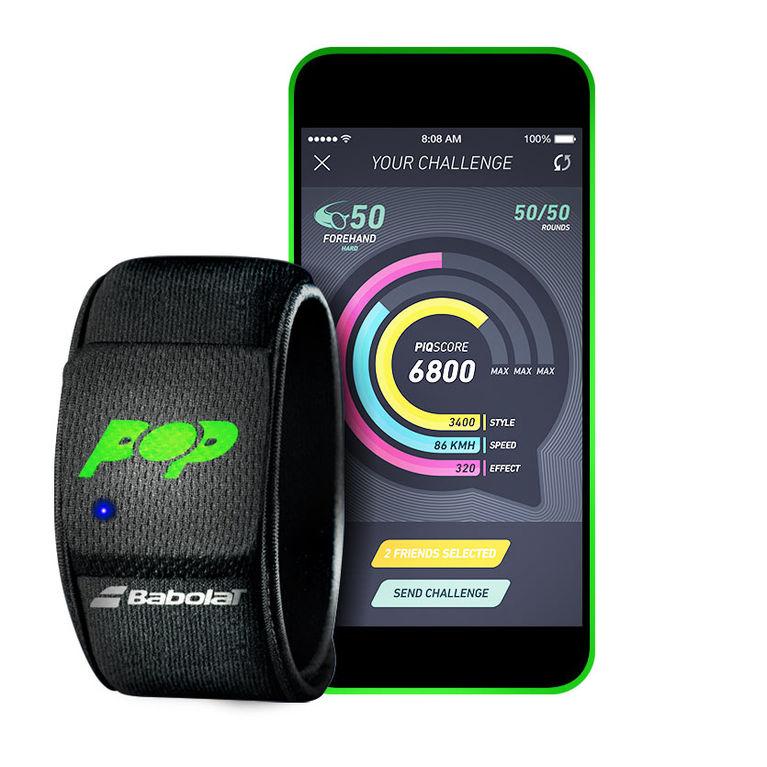 Babolat POP tennis sensor $30