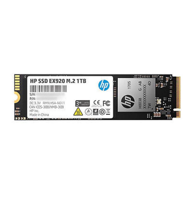 HP EX920 SSD M.2 1TB NVMe TLC NAND 2YY47AA#ABC $239.99
