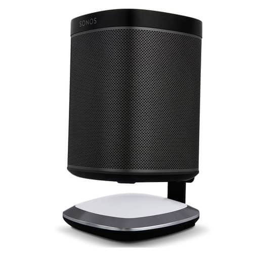 Flexson Illuminated Speaker Stand for Sonos Play:1 with USB Charge $15.99 + FS