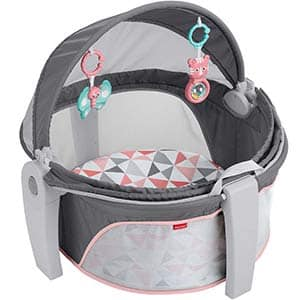 $43.88, 37% off Fisher-Price On-The-Go Baby Dome for Prime Members