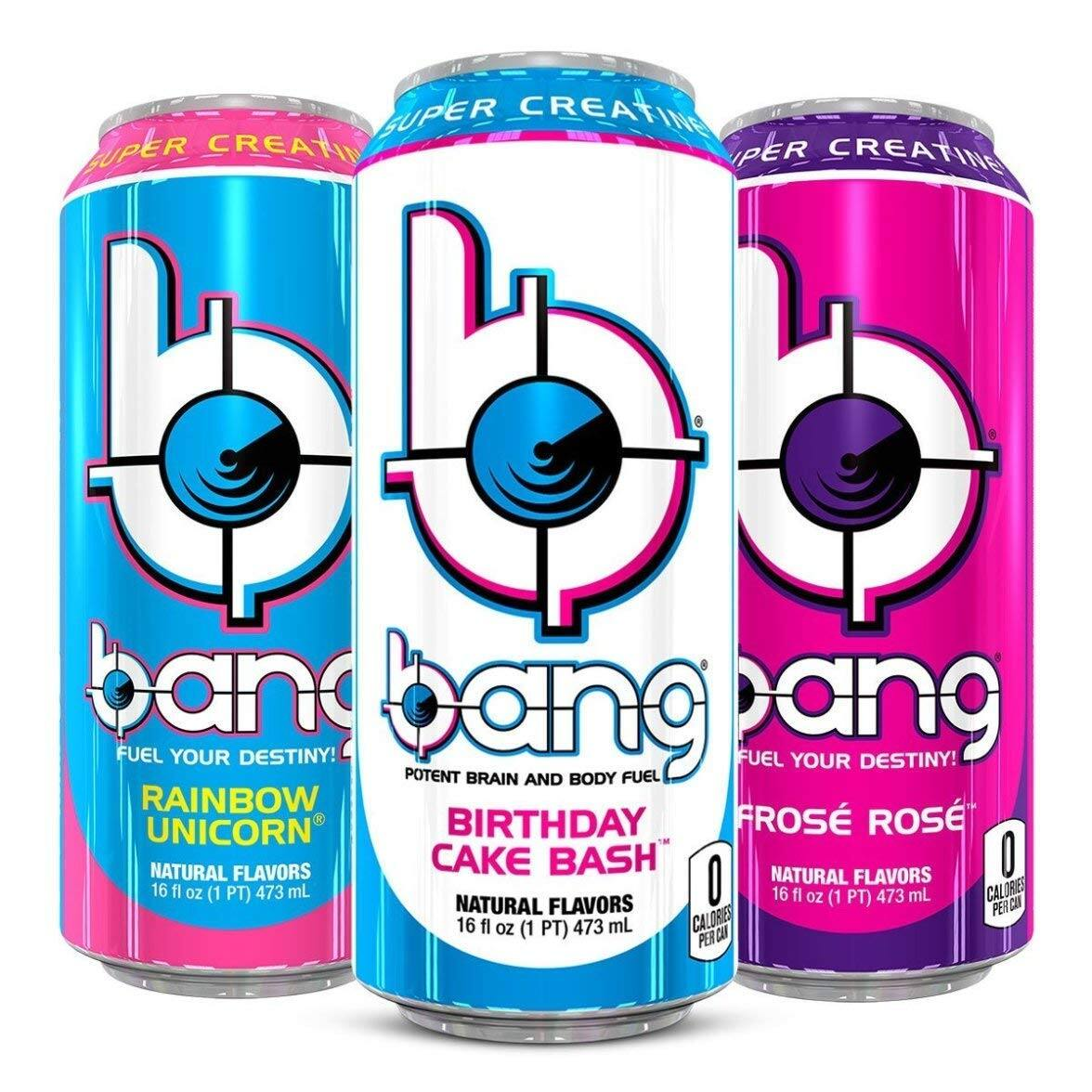 BANG Energy drink less than $1 a can shipped WYB 48 - $44.38 Shipped for 48 Cans $0.92