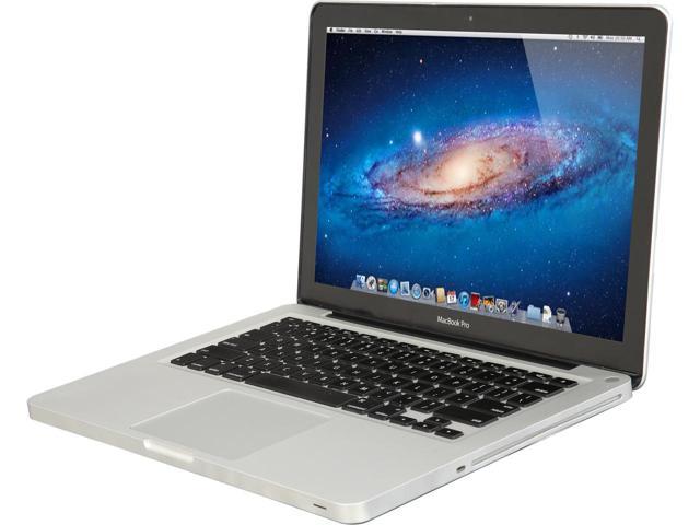 "MacBook Pro 13.3"" MD101LL/A-Refurb - $409 FS w/promo code Newegg"
