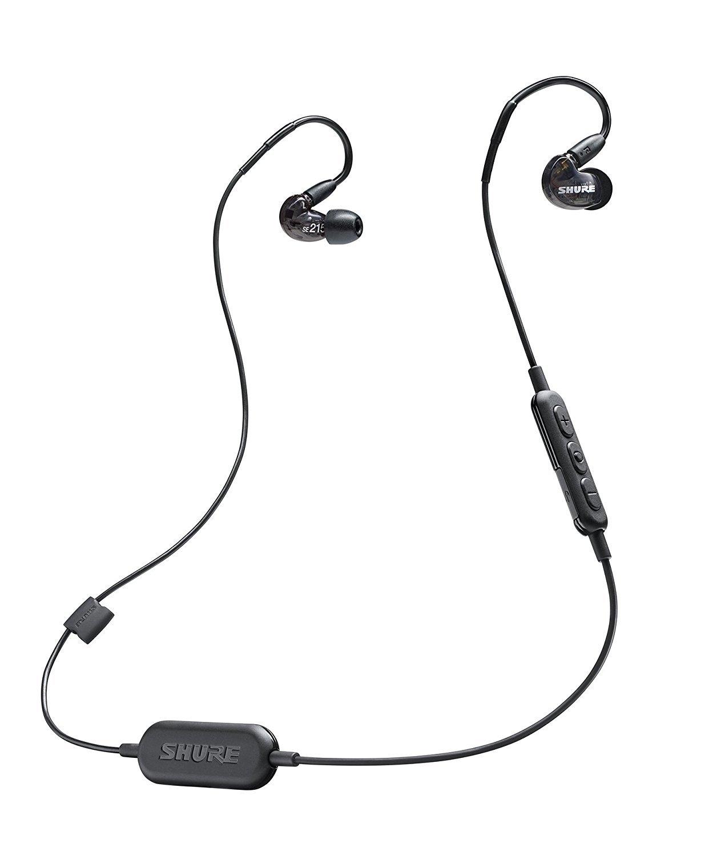 Shure SE215 bluetooth sound isolating headphones - $60 / FS with Amazon Prime