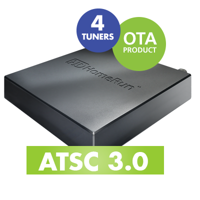 HDHomeRun CONNECT 4K - dual ATSC 3.0 tuners - $199.99 (Preorder)