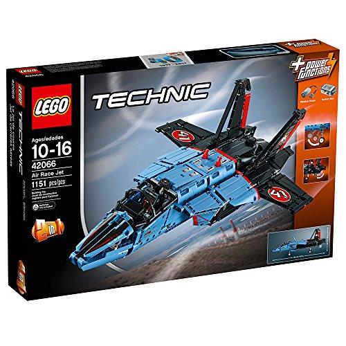 LEGO Technic Air Race Jet 42066 Building Kit $111