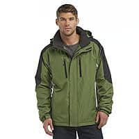 Sears Deal: NordicTrack Men's Weather Resistant Hooded Mid-Weight Winter Jacket - $40 at Sears