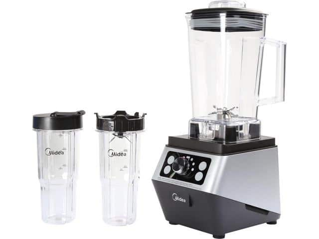 (Flash sale) Midea High Speed Blender w/CyclonBlade (ships free) for $49.99 @ Newegg Flash