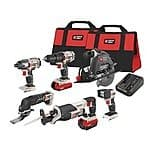PORTER-CABLE PCCK618L6 20V MAX 6-Tool Combo Kit $299.99 + s/h Woot