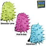 Choice of MadPax Spiketus Rex Full Pack Children's School Backpacks $24.99 f/s