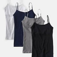 Tanga Deal: 3-Pack Aeropostale Women's Camisoles $14.99 + free shipping