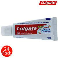 Shnoop Deal: 24-Pack: Kids Colgate Cavity Protection Toothpaste Travel Size .85 oz $8.99 f/s