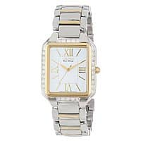 Shnoop Deal: Citizen Women's Eco-Drive Ciena 26 Diamonds Two-Tone Stainless Steel Bracelet Watch - EM0194-51A $104.99 f/s