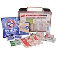 eBay Deal: 3M 169 Piece Medical Emergency First Aid Kit for Work, Home, School, Car or Boat $17.99 Ebay