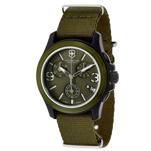 Victorinox Swiss Army Original Chronograph Men's Quartz Watch 241531 $89.99 Ebay