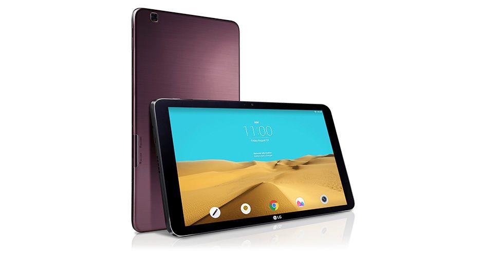 "LG Electronics G Pad II 10.1"" FHD Tablet - model LGV940N $189.00 Meh"