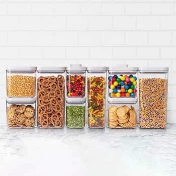 [Costco] OXO SoftWorks 9-Piece POP Container Set - $47.99