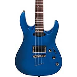 Mitchell MD300 Double Cutaway Electric Guitar Blue Satin $149