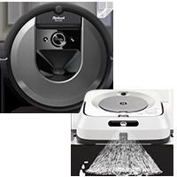 iRobot® Roomba® i7 Robot Vacuum & Braava jet® m6 Robot Mop Bundle, Free Ground Shipping. $809.98+tax